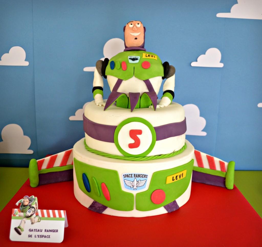 Gâteau Buzz Léclair
