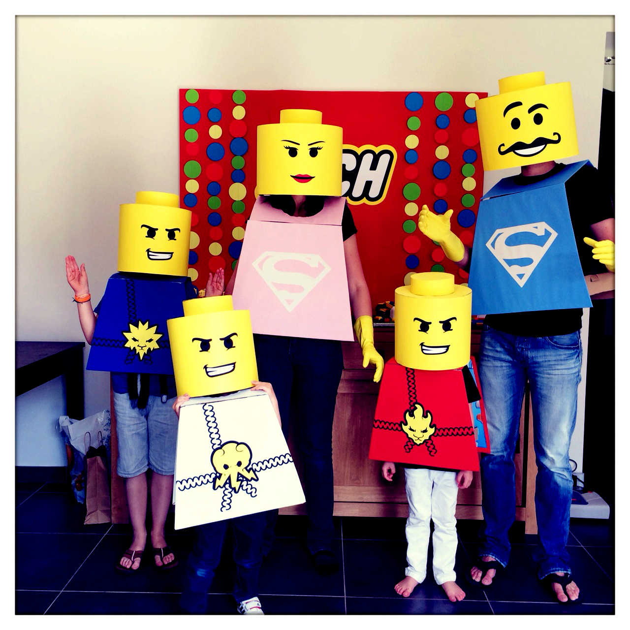Anniversaire Lego